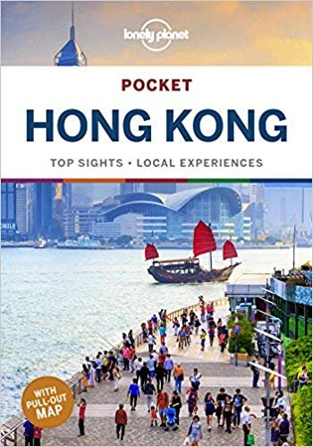 HongKong Lonely Planet Pocket Guide Hong Kong 9781786578099  Lonely Planet Lonely Planet Pocket Guides  Reisgidsen China (Tibet: zie Himalaya)