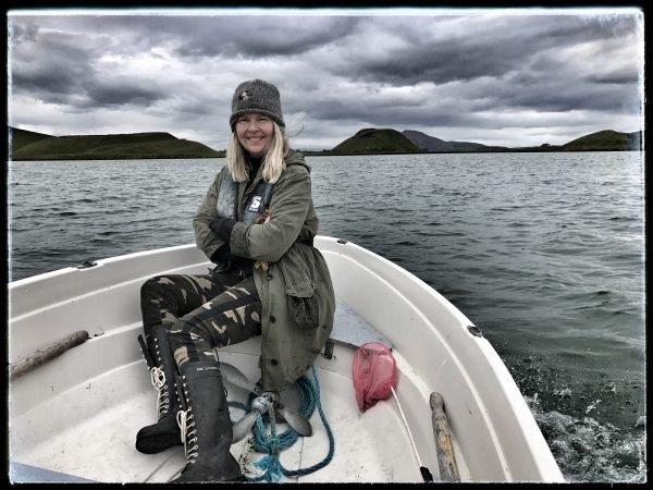Het geheim van het Mývatnmeer   Unnur Jökulsdóttir 9789026344725 Unnur Jökulsdóttir Ambo, Anthos   Cadeau-artikelen, Natuurgidsen, Reisverhalen IJsland