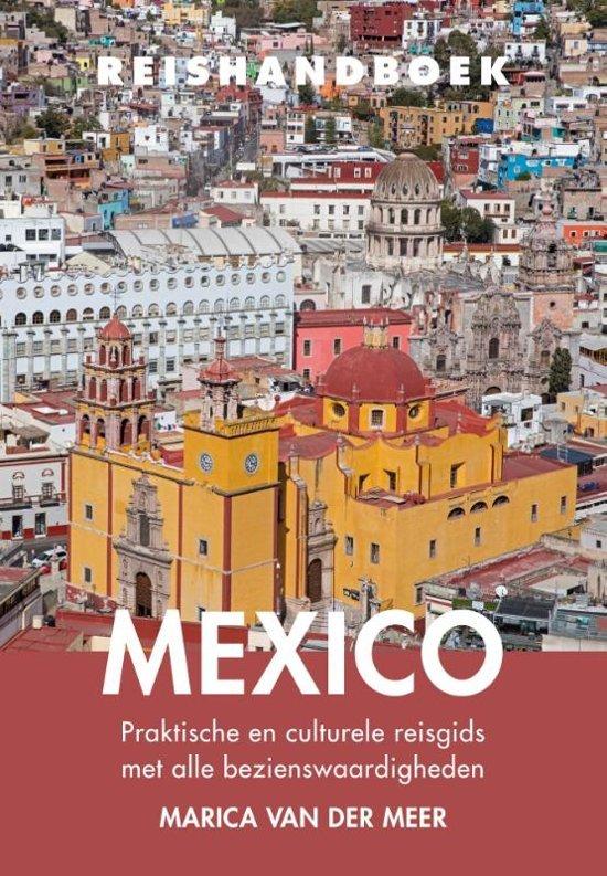 Elmar Reishandboek Mexico 9789038926766  Elmar Elmar Reishandboeken  Reisgidsen Mexico (en de Maya-regio)
