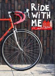 Ride with me Amsterdam | fietsgids Roos Stallinga 9789082791907 Roos Stallinga Mo'Media   Fietsgidsen Amsterdam
