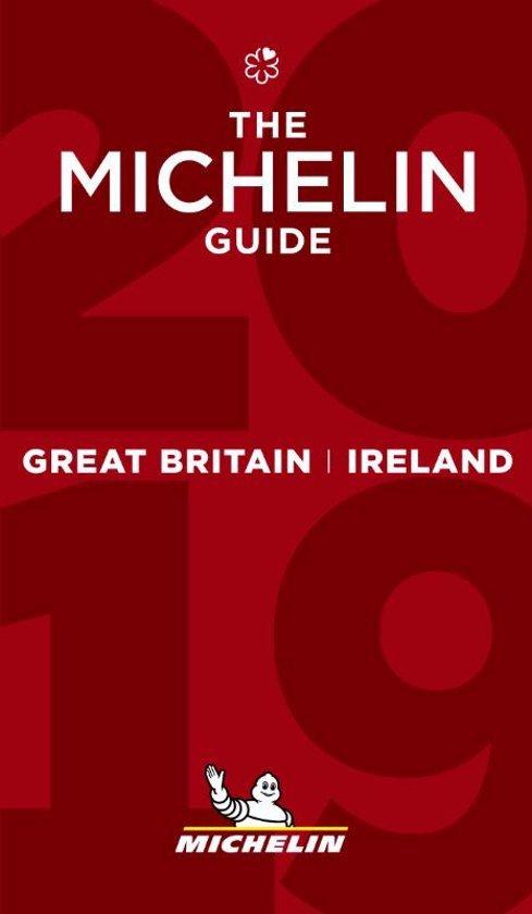 Michelin Gids Groot-Brittannië/Ierland 2019 9782067230460  Michelin Rode Jaargidsen  Hotelgidsen, Restaurantgidsen Britse Eilanden