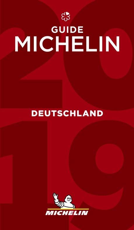 Michelin Gids Duitsland | Deutschland 2019 9782067233041  Michelin Rode Jaargidsen  Hotelgidsen, Restaurantgidsen Duitsland