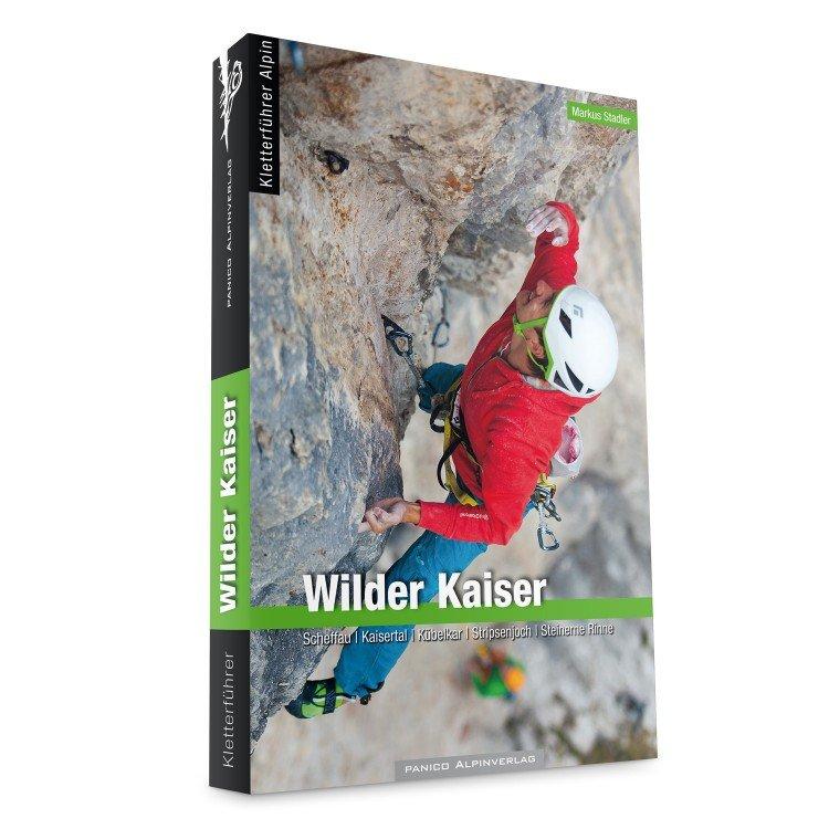 Alpinkletterführer Wilder Kaiser 9783956110757 Markus Stadler Panico   Klimmen-bergsport Tirol & Vorarlberg