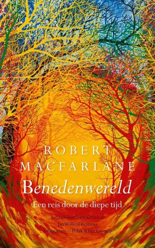 Benedenwereld   Robert MacFarlane 9789025309893 Robert MacFarlane Bezige Bij   Historische reisgidsen, Landeninformatie Reisinformatie algemeen