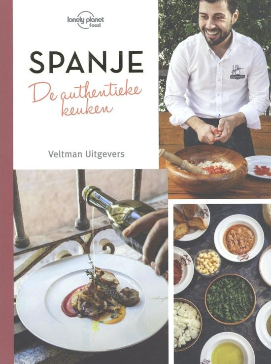 Lonely Planet / From the Source: Spanje 9789048315857  Veltman LP - from the source  Culinaire reisgidsen Spanje