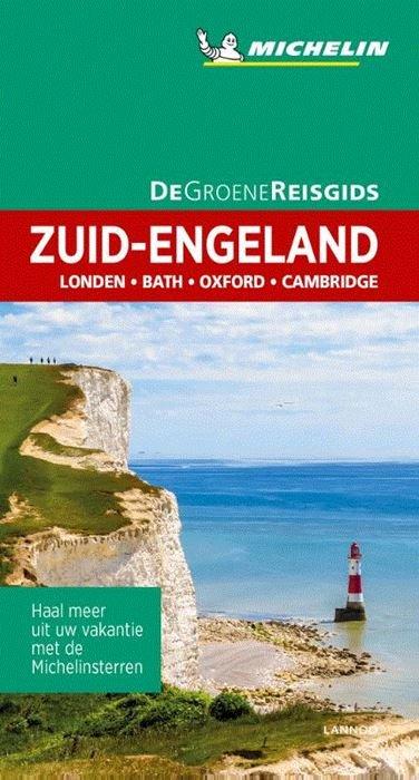 Zuid-Engeland | Michelin reisgids 9789401457392  Michelin Michelin Groene gidsen  Reisgidsen Groot-Brittannië