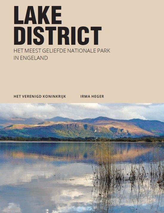 Lake District   reisgids 9789492920621  Passepartout   Reisgidsen Lake District