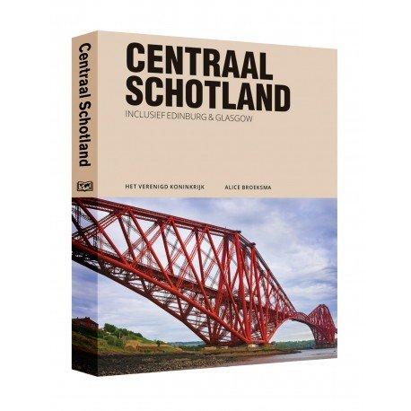 Centraal Schotland   reisgids 9789492920638 Alice Broeksma Passepartout   Reisgidsen Schotland