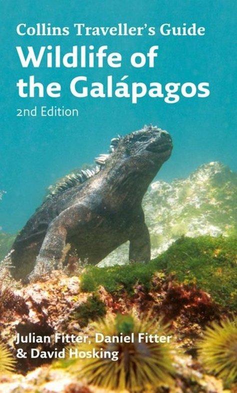 Galapagos Wildlife 9780008156732 Daniel M Fitter Collins Wildlife Guides  Natuurgidsen Ecuador, Galapagos