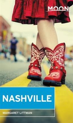 Moon Handbook Nashville | reisgids 9781640491595  Moon   Reisgidsen VS Zuid-Oost, van Virginia t/m Mississippi