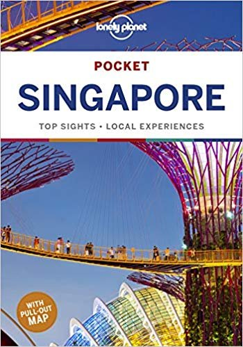 Singapore Lonely Planet Pocket Guide 9781786578433  Lonely Planet Lonely Planet Pocket Guides  Reisgidsen Singapore