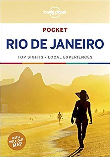 Rio de Janeiro Lonely Planet Pocket Guide 9781788684699  Lonely Planet Lonely Planet Pocket Guides  Reisgidsen Brazilië