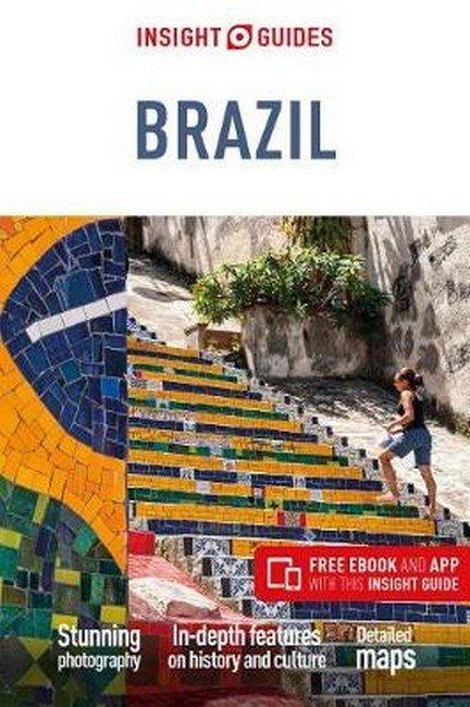 Insight Guide Brazil 9781789190779  APA Insight Guides/ Engels  Reisgidsen Brazilië