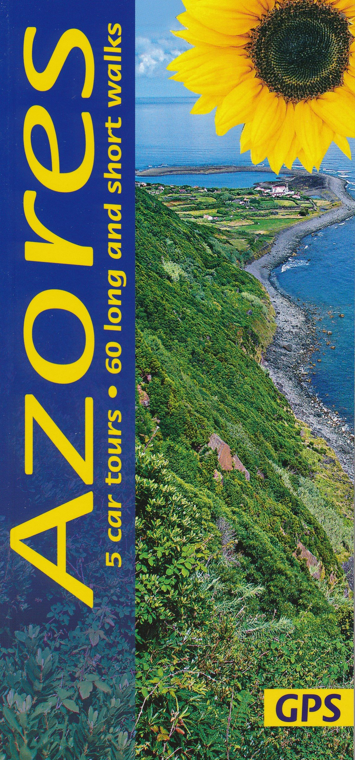Sunflower Azores 9781856915120  Sunflower Landscapes  Wandelgidsen Azoren