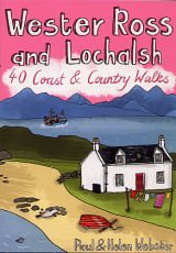 Wester Ross & Lochalsh: 40 Coast & Country Walks 9781907025051  Pocket Mountains Ltd   Wandelgidsen de Schotse Hooglanden (ten noorden van Glasgow / Edinburgh)