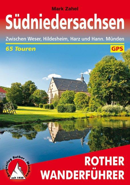 Südniedersachsen) | Rother Wanderführer (wandelgids) 9783763345526  Bergverlag Rother RWG  Wandelgidsen Lüneburger Heide, Hannover, Weserbergland