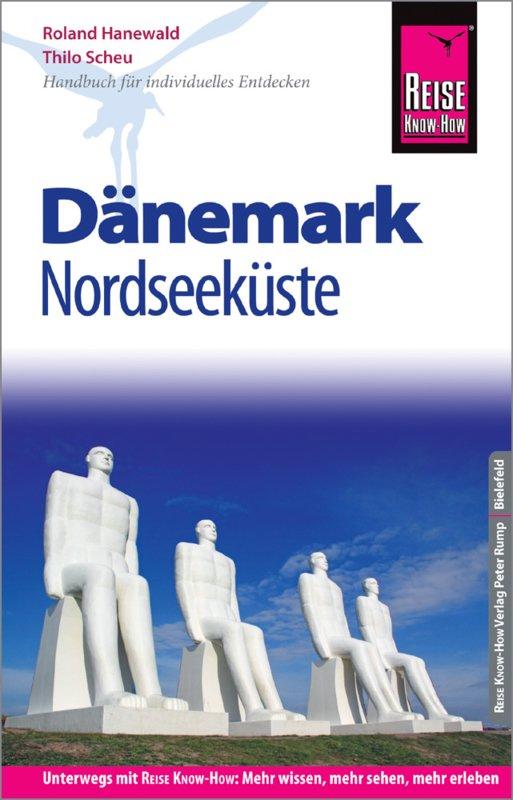 Nordseeküste Dänemark 9783831730360  Reise Know-How   Reisgidsen Denemarken