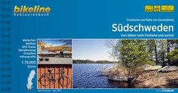 Bikeline Südschweden | fietsgids Zuid-Zweden 9783850007757  Esterbauer Bikeline  Fietsgidsen, Meerdaagse fietsvakanties Zuid-Zweden
