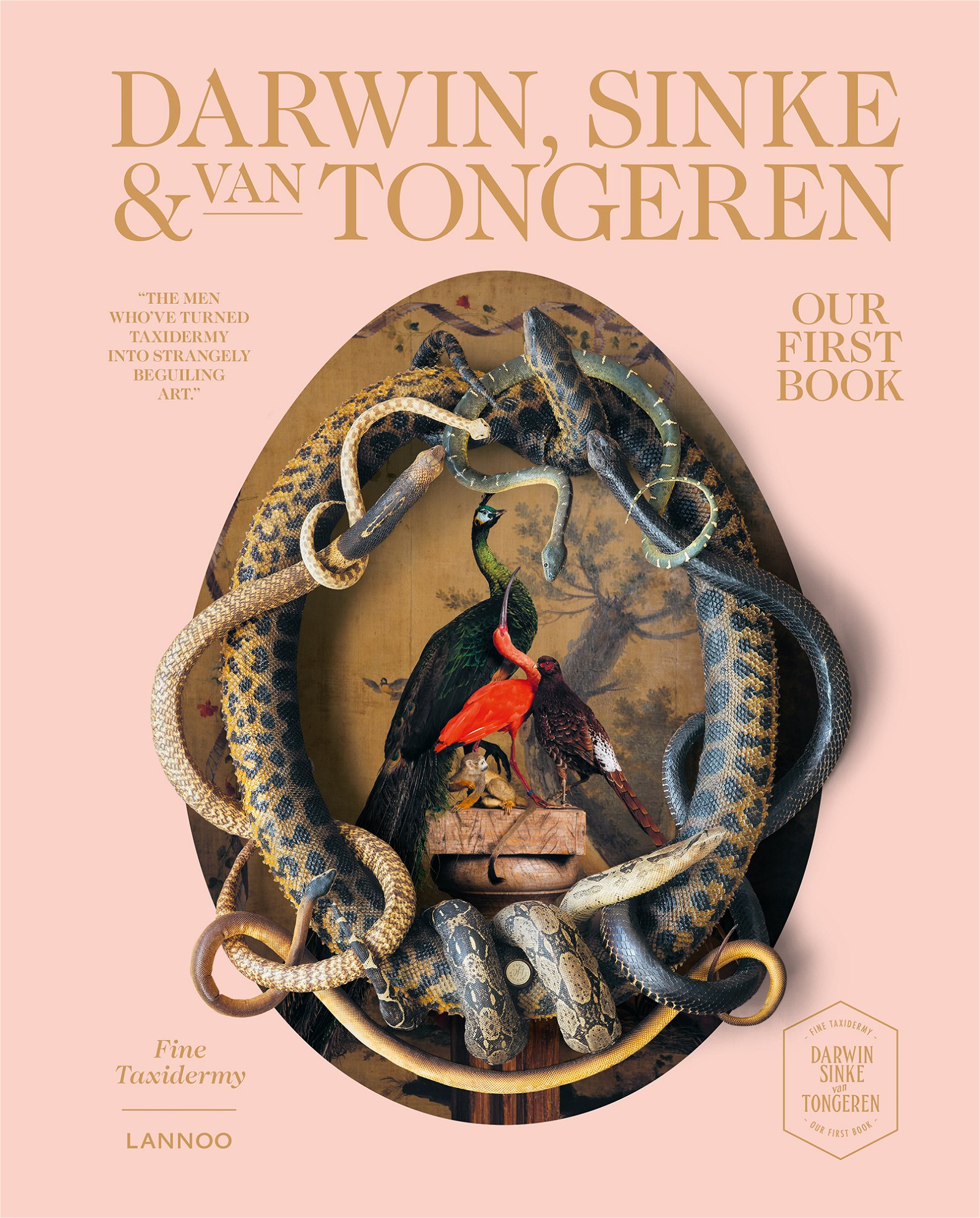 Darwin, Sinke & van Tongeren 9789401449144  Lannoo   Historische reisgidsen, Natuurgidsen Wereld als geheel