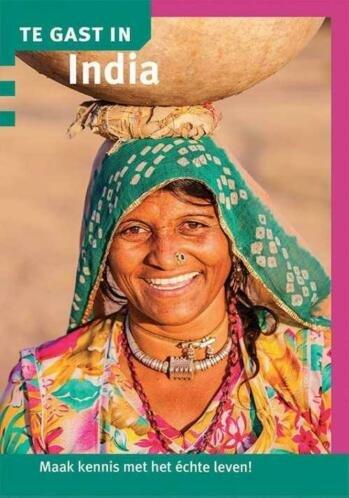 Te Gast In India 9789460160899  Informatie Verre Reizen   Landeninformatie India