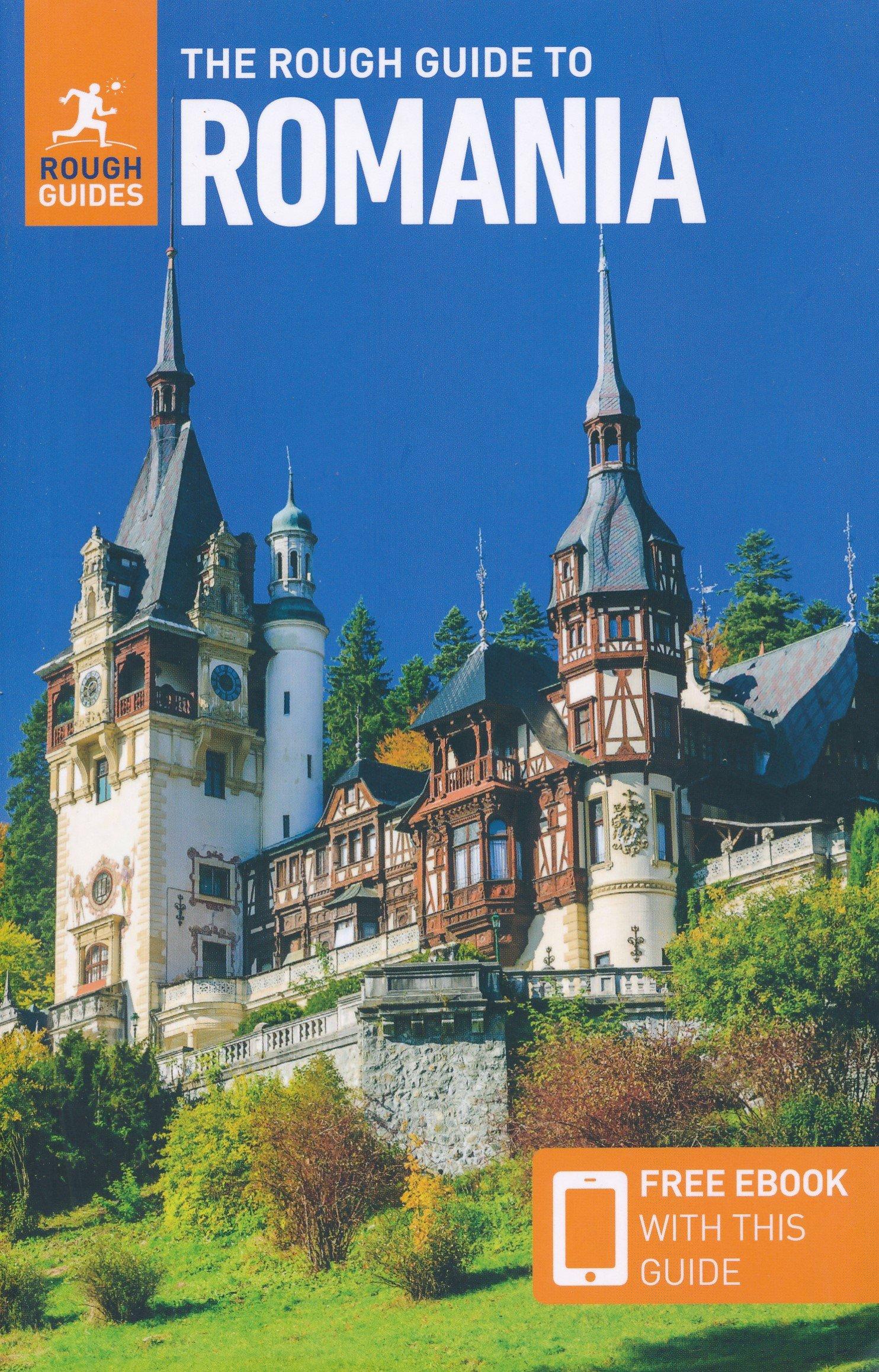 Rough Guide Romania 9781789194487  Rough Guide Rough Guides  Reisgidsen Roemenië, Moldavië