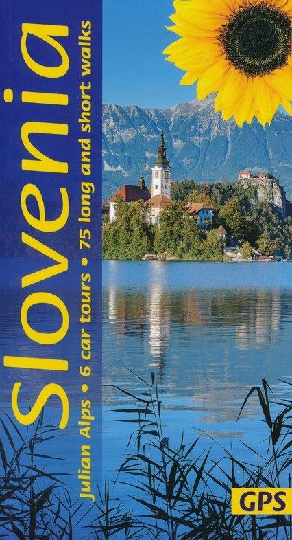 Sunflower Slovenia 9781856915267  Sunflower Landscapes  Wandelgidsen Slovenië