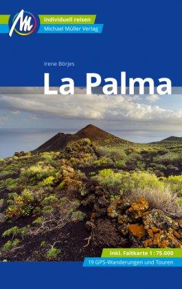 La Palma | reisgids 9783956545955  Michael Müller Verlag   Reisgidsen