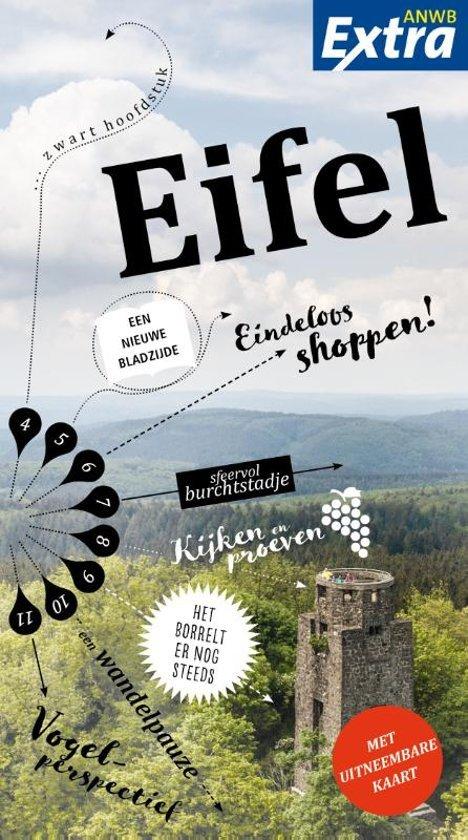 ANWB Extra reisgids Eifel 9789018045203  ANWB ANWB Extra reisgidsjes  Reisgidsen Eifel, Moezel, Rheinland-Pfalz
