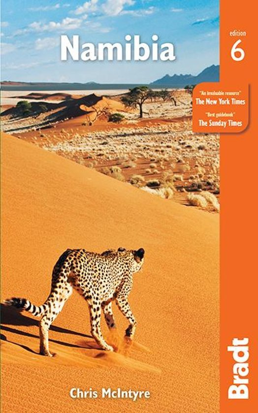 The Bradt Guide to Namibia   reisgids Namibië 9781784776374  Bradt   Reisgidsen Botswana, Namibië
