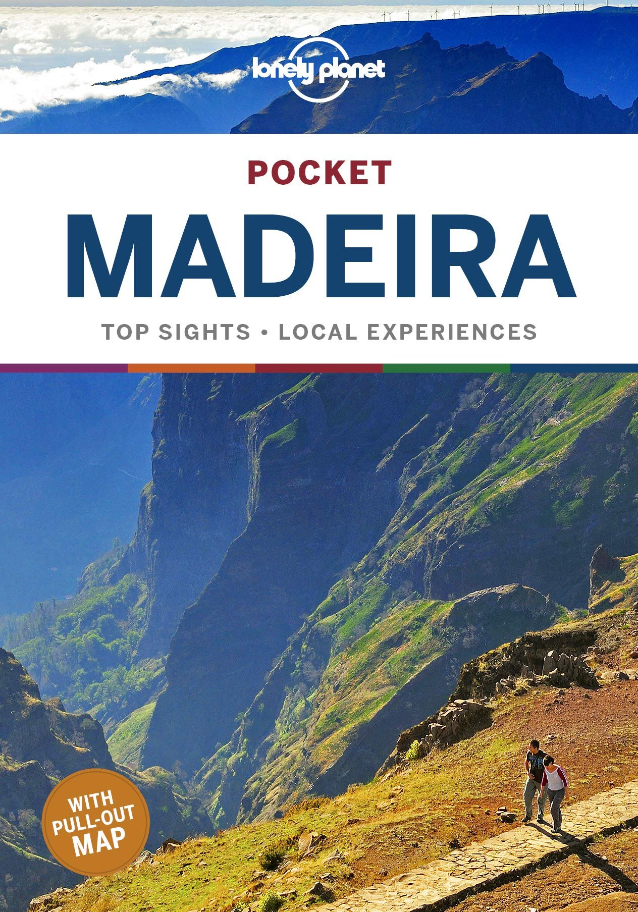 Madeira Pocket Lonely Planet Pocket Guide 9781786571830  Lonely Planet Lonely Planet Pocket Guides  Reisgidsen Madeira