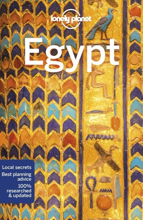 Lonely Planet Egypt 9781786575739  Lonely Planet Travel Guides  Reisgidsen Egypte
