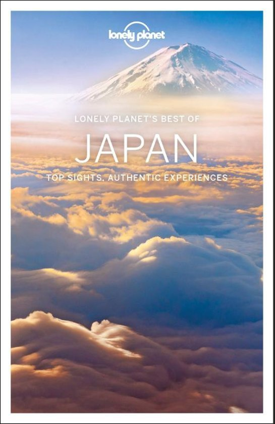 Best of Japan 9781787013872  Lonely Planet Best of ...  Reisgidsen Japan