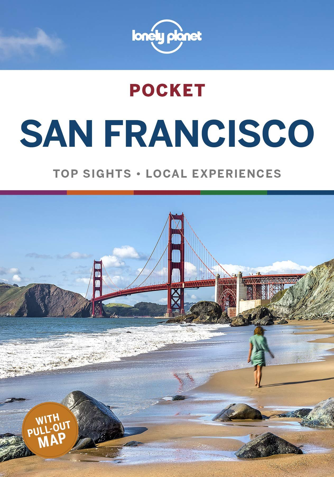 San Francisco Lonely Planet Pocket Guide 9781787014114  Lonely Planet Lonely Planet Pocket Guides  Reisgidsen California, Nevada