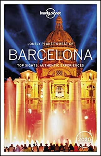 Best of Barcelona | Lonely Planet 9781787015326  Lonely Planet Best of ...  Reisgidsen Barcelona