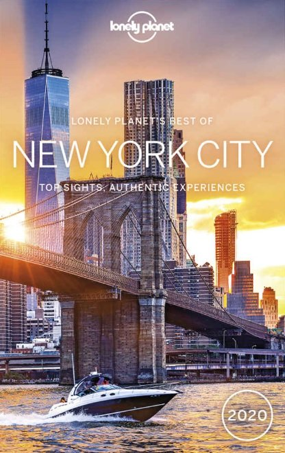 Best of New York 2020 | Lonely Planet 9781787015418  Lonely Planet Best of ...  Reisgidsen New York, Pennsylvania, Washington DC