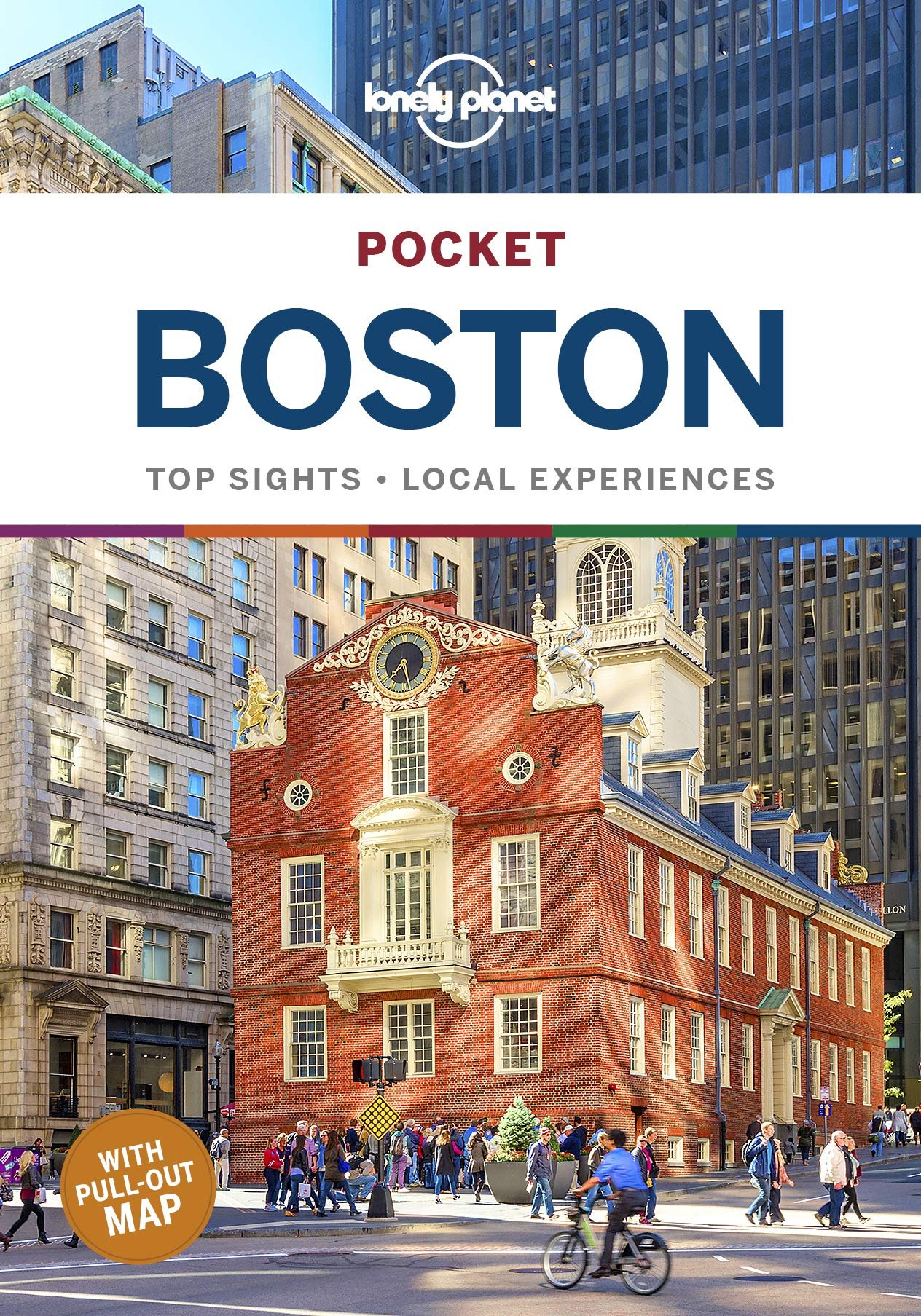 Boston Lonely Planet Pocket Guide 9781787016187  Lonely Planet Lonely Planet Pocket Guides  Reisgidsen New England