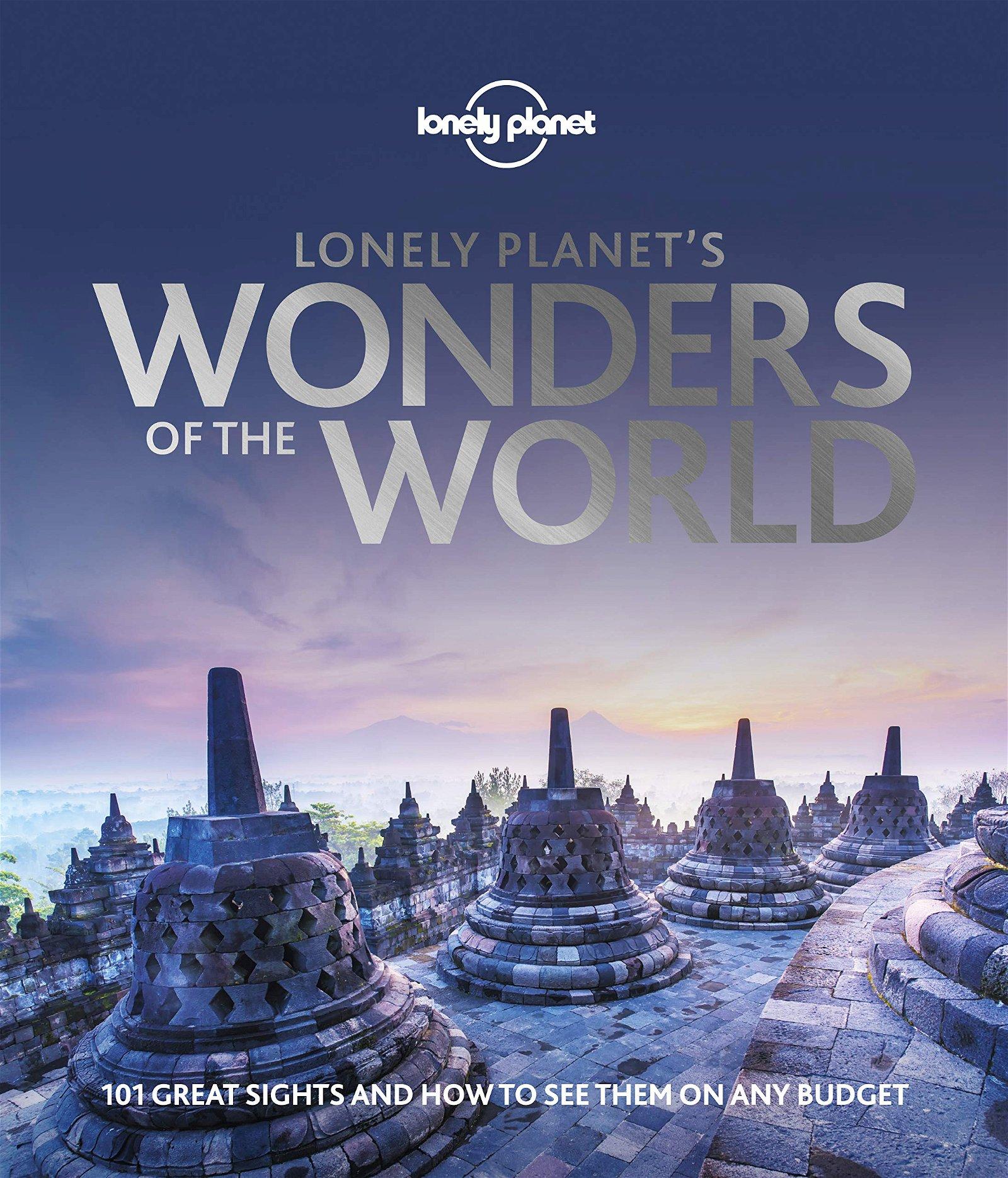 Wonders of the World * 9781788682329  Lonely Planet   Afgeprijsd, Reisgidsen Wereld als geheel