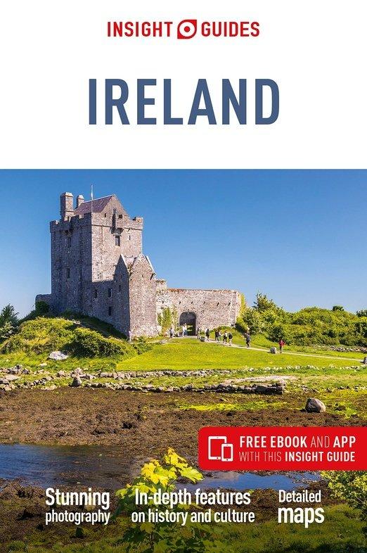 Insight Guide Ireland 9781789191127  APA Insight Guides/ Engels  Reisgidsen Ierland