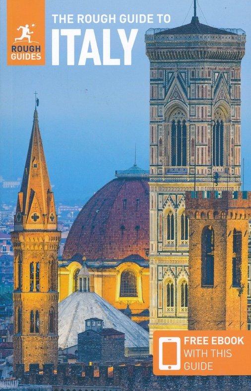 Rough Guide Italy 9781789194531  Rough Guide Rough Guides  Reisgidsen Italië