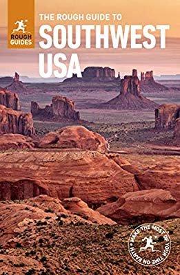 Rough Guide Southwest USA 9781789194630  Rough Guide Rough Guides  Reisgidsen Colorado, Arizona, Utah, New Mexico