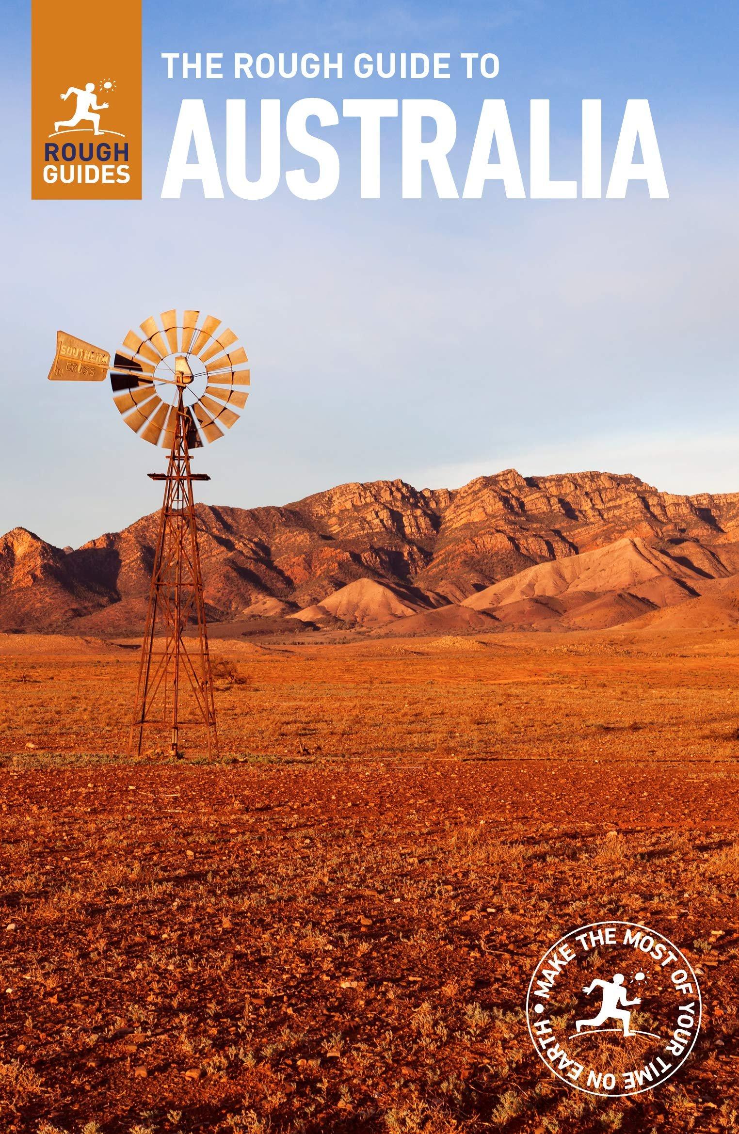 Rough Guide Australia 9781789194685  Rough Guide Rough Guides  Reisgidsen Australië