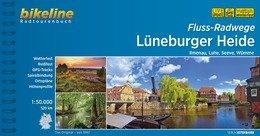 Bikeline Lüneburger Heide Fluss-Radwege | fietsgids 9783850007528  Esterbauer Bikeline  Fietsgidsen Lüneburger Heide, Elbufer
