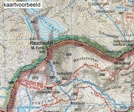 KP-42 Landeck-Nauders-Samnaungruppe | Kompass wandelkaart 9783990447338  Kompass Wandelkaarten Kompass Oostenrijk  Wandelkaarten Tirol & Vorarlberg