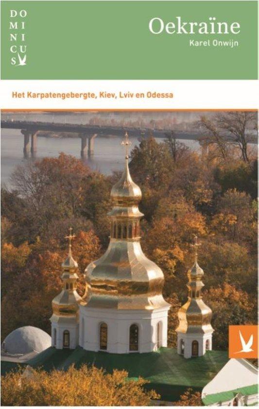 Dominicus reisgids Oekraine 9789025765170 Karel Onwijn Gottmer Dominicus reisgidsen  Reisgidsen Oekraïne