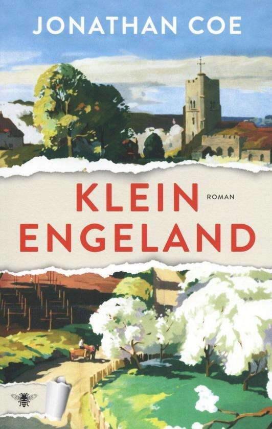 Klein Engeland | Jonathan Coe 9789403149004 Jonathan Coe Bezige Bij   Cadeau-artikelen, Reisverhalen Groot-Brittannië