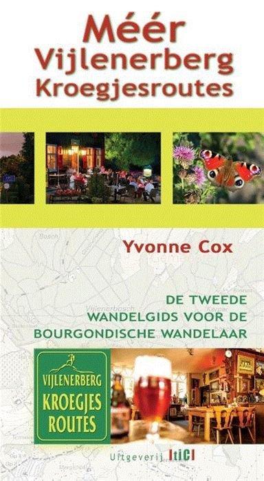 Méér Vijlenerberg Kroegjesroutes 9789491561504  TIC   Wandelgidsen Maastricht en Zuid-Limburg