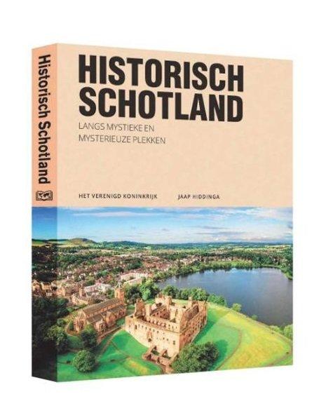 Historisch Schotland 9789492920966  Edicola   Reisgidsen Schotland