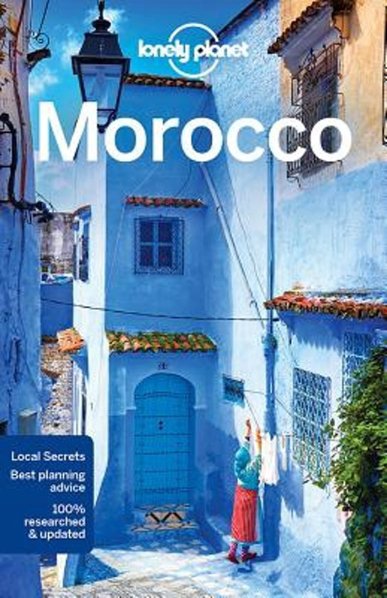 Lonely Planet Morocco 9781786570321  Lonely Planet Travel Guides  Reisgidsen Marokko