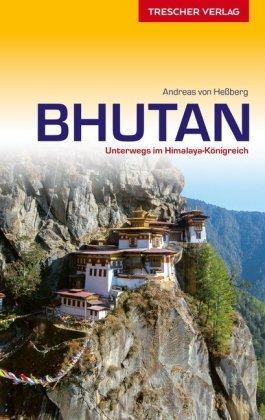 Bhutan | reisgids 9783897944503  Trescher Verlag   Reisgidsen Bhutan en Sikkim