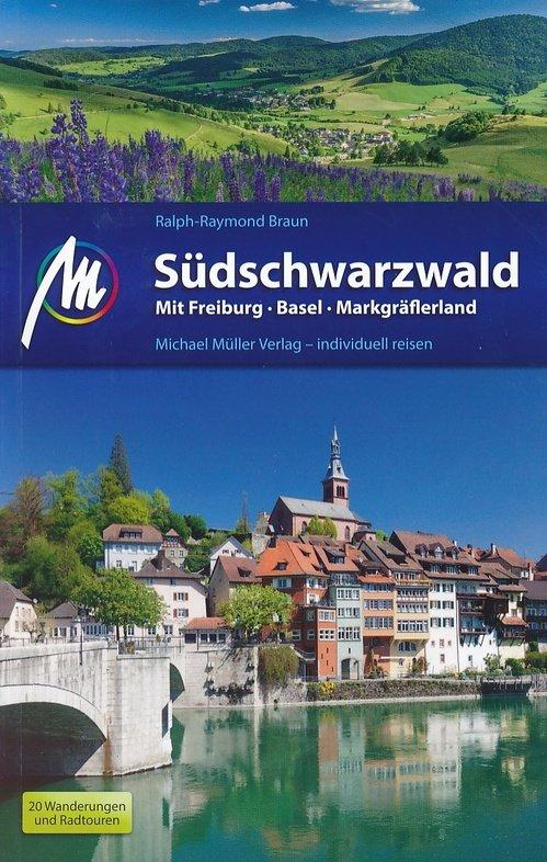 Südschwarzwald | reisgids Zwarte Woud (zuid) 9783956544460  Michael Müller Verlag   Reisgidsen Zwarte Woud